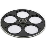 "Moravian Filter wheel unit for 5x 1.25"" or 31 mm unmounted filters"