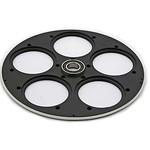 """Moravian Inserto para rueda de filtros para 5x filtros sin montura de 1,25"""" y 31mm"""