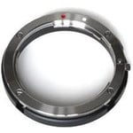 Moravian EOS lens adapter for G2/G3 CCD cameras with internal filter wheel