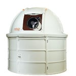 NexDome Complete Observatory 2.2m with five Bays