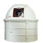 NexDome Planetario de 2,2 m con 2 bahías