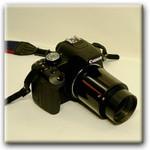 Optec Adaptador de Lepus a bayoneta de Canon EOS