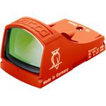 Lunette de visée DOCTER sight C; 7 MOA; safety orange