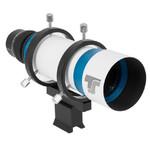 TS Optics Tubo guía y buscador con microenfocador Deluxe de 60mm