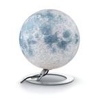Räthgloben 1917 Globe The Moon