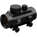 Lunette de visée Nikko Stirling Reflex Red Dot Sight NRD40IM, 40mm, Weaver