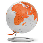 Räthgloben 1917 Globus iGlobe Orange