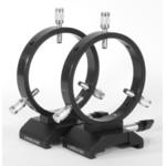 Losmandy Inele luneta de ghidaj cu conector cu eliberare rapida, 108mm