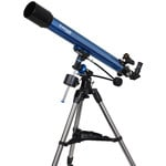 Télescope Meade AC 70/900 Polaris EQ
