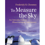 Cambridge University Press Book To Measure the Sky