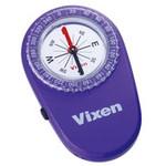 Vixen LED compass, purple