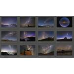 Die schönsten Motive des Weltalls in 12 hochauflösenden Fotografien.