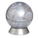 emform Globus Spardose Orion Silver