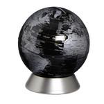 emform Globe Orion piggy bank, black