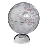 emform Globe Andromeda Silver 25cm