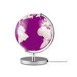 Globe emform Terra Purple Light