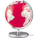 emform Globe Terra Red Light 25cm