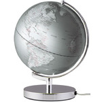 emform Globe Terra Silver Light