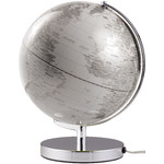 Globe emform Terra White Light 24cm