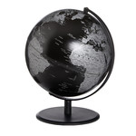 emform Globe Pluto Matt Black 24cm