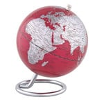emform Mini globe Galilei Red 13cm