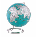 emform Mini globe Galilei Aquamarine