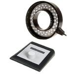 Euromex Ringlight LE.1991, 72 LEDs, segmental controller