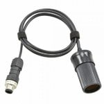 PrimaLuceLab Cablu alimentare, compatibil Eagle pentru bricheta auto - 3A