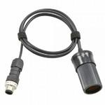 PrimaLuceLab Cablu alimentare, compatibil Eagle pentru bricheta auto - 75cm