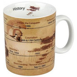 Könitz Mugs of Knowledge History