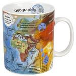Könitz Wissensbecher Geografie
