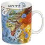 Könitz Mugs of Knowledge Geography