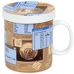 Könitz Mugs of Knowledge for Tea Drinkers Computer Science