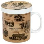 Könitz Wissensbecher für Teetrinker Deutsche Geschichte