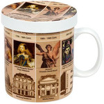 Könitz Mugs of Knowledge for Tea Drinkers History of Art