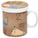 Könitz Mugs of Knowledge for Tea Drinkers Math