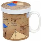 Könitz Wissensbecher für Teetrinker Mathematik