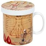 Könitz Mugs of Knowledge for Tea Drinkers Medicine