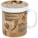 Könitz Mugs of Knowledge for Tea Drinkers Mythology