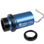 Die ultrakompakte Kamera ist nur 72mm lang und mit 70 Gramm federleicht