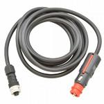 PrimaLuceLab Cablu alimentare 12V cu mufa bricheta auto pentru Eagle - 250cm