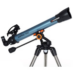 Celestron Teleskop AC 70/700 AZ Inspire Mars & Moon Set