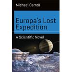 Springer Boek Europa's Lost Expedition