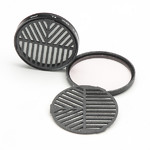 Farpoint Máscara de enfoque Bahtinov Snap-in para DSLR con diámetro de filtro de 77mm