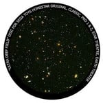 Redmark Dia für das Sega Homestar Planetarium Hubble Ultra Deep Field