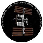 Redmark Dia für das Sega Homestar Planetarium ISS