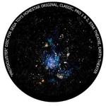 Redmark Dia für das Sega Homestar Planetarium Protocluster