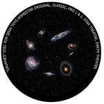 Redmark Dia für das Sega Homestar Pro Planetarium Galaxien