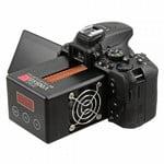Nikon DSLR D5500a cooled