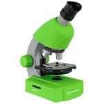 Bresser Junior Microscopio JUNIOR 40x-640x, verde